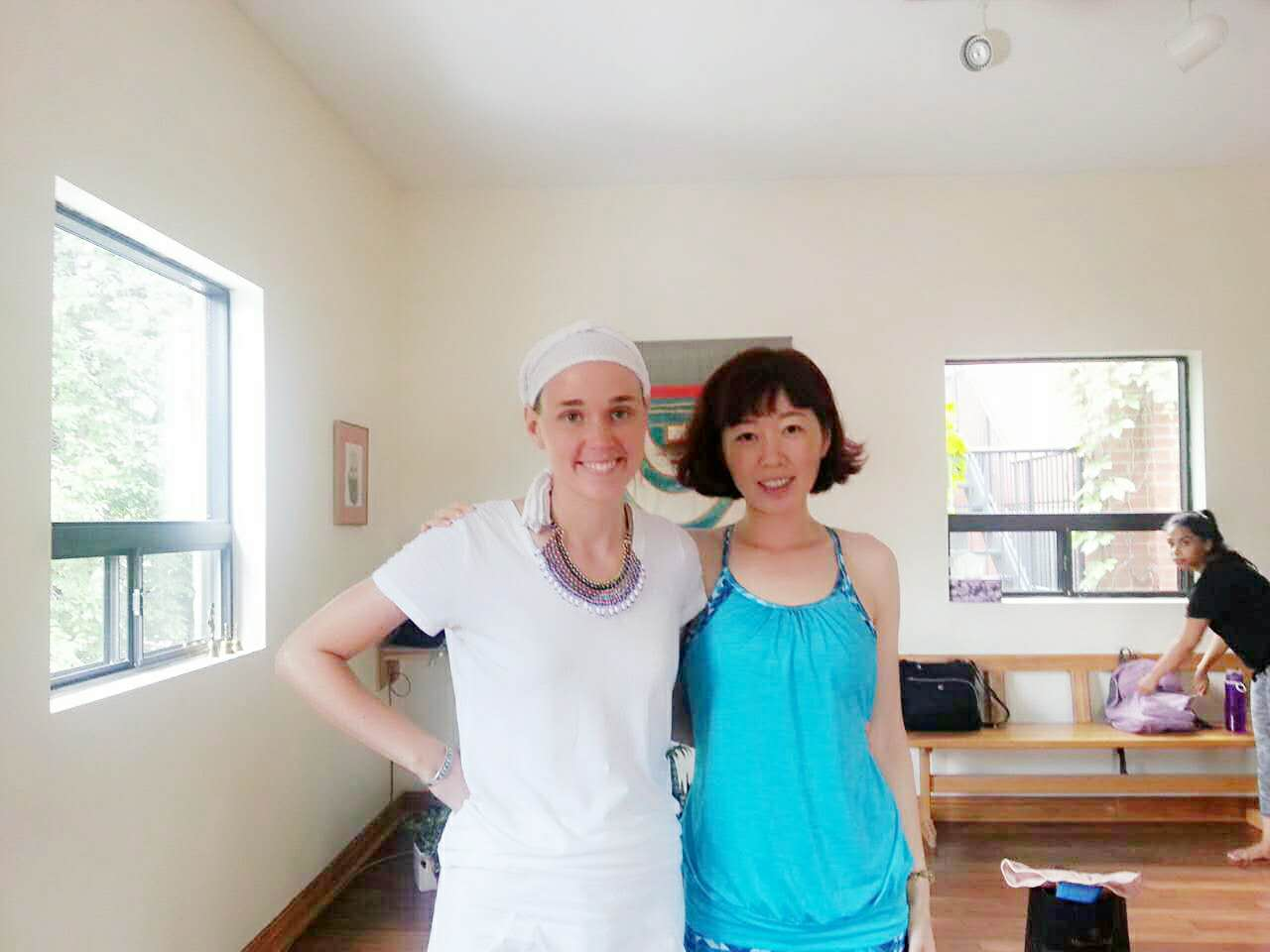 国际瑜伽导师交流、学习、授课
